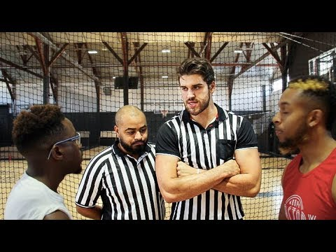 IVAN - BASKET-BALL - QUAND T'ES ARBITRE ET QUE.. ft Oth'vines