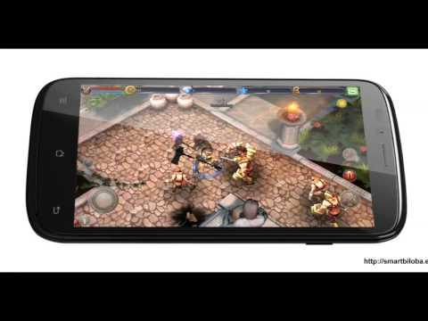 ARCHOS 53 Platinum by smartbiloba