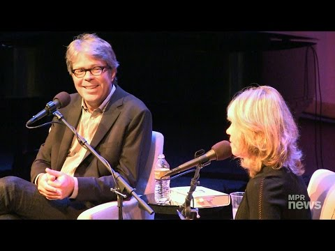 Talking Volumes: Kerri Miller interviews Jonathan Franzen