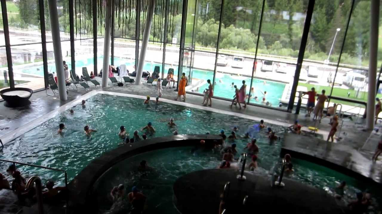 420 movbellissima piscina di canazei youtube - Piscina di cornaredo ...