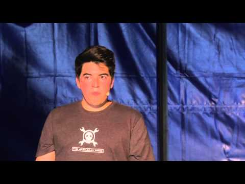 Introduction In SatNOGS In Cccamp2015
