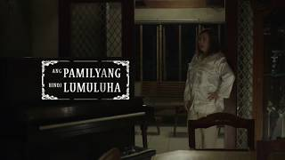 ANG PAMILYANG DI LUMULUHA (Cinemalaya 2017) Teaser Trailer Sharon Cuneta