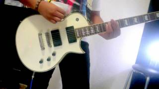 My Chemical Romance-Party Poison (Cover Impro-Solos)