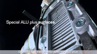 Nuovi sistemi di riscaldamento Buderus: tecnologia ALU plus