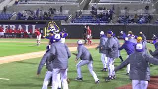ECU Baseball Walkoff vs. Marist