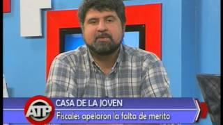 CAUSA CASA DE LA JOVEN   APELACIÓN DE LA FALTA DE MÉRITO ATP 2 06