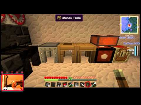 FTB Unleashed - Working on the energy system and IC2 machines - 4 / 4