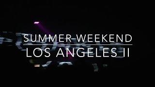 (Baba Ofisi, Oluşturmak, Gjelina, Hammer Müzesi)yaz Hafta sonu LA II