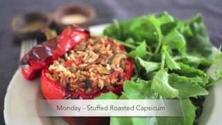 I Feel Good Vegan Meal Plan Issue 23