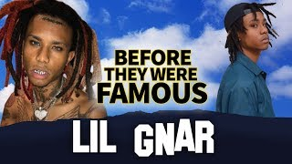 LIL GNAR | Before They Were Famous | Soundcloud Rapper Biography