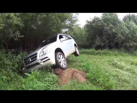 Mercedes-Benz GL 350 offroad/Brunnen