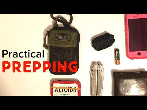 Practical Preparedness with J.J. Johnson from Reality Survival