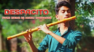 Despasito- Flute version  Full song (Including Rap Part) by Aniket Maharana