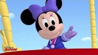★★ A Casa do Mickey Mouse em Português Capitão Mickey ★★ minnie mouse