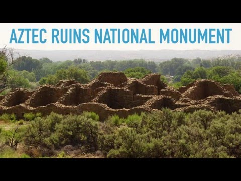 Aztec Ruins National Monument: Where to Stay In Your RV (505) 327-1671