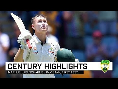 Champagne Labuschagne The Toast Of The Gabba