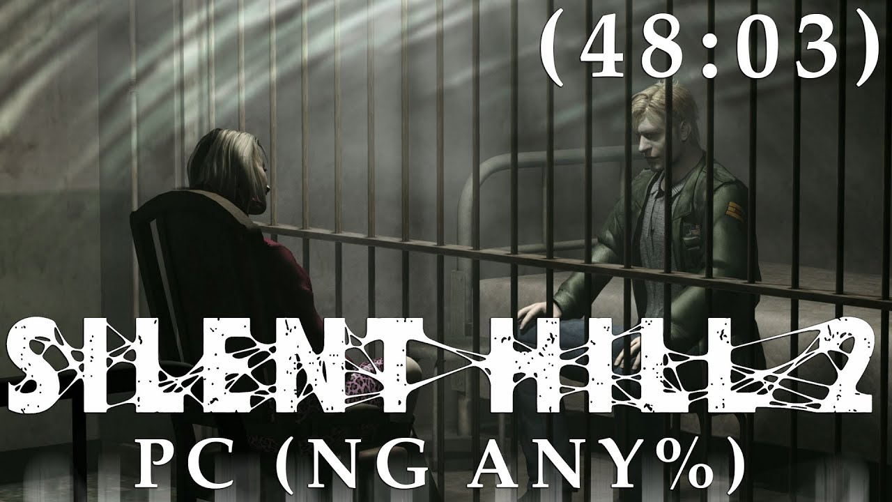 Silent Hill 2 Pc Ng Any Speedrun 48 03 The Leviathan Youtube