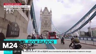 Москвичам рассказали, как добраться до Лондона - Москва 24