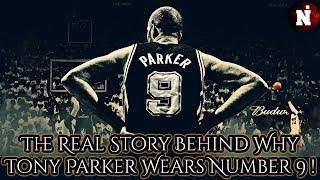 The Shocking True Story Behind Tony Parker's NBA Jersey!