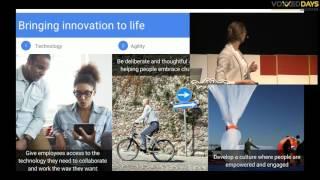 Inspiring a culture of Innovation: Insights from Google - Karolina Lewandowska