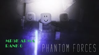 MP5K Phantom Forces (30 kills) Roblox - XxRodrigoXD366xX