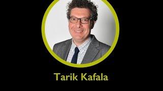 BBC Arabic Festival Judge: Tarik Kafala نبذة عن أعضاء لجنة تحكيم مهرجان بي بي سي عربي