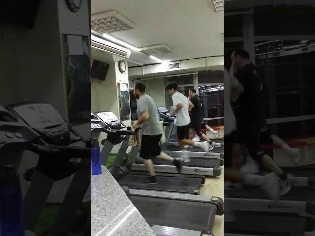 Ogretmenevi spor salonu fitness