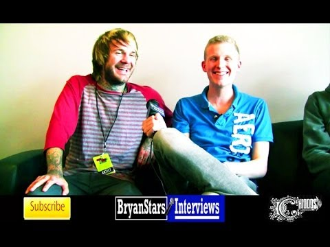 Chiodos Interview #2 Craig Owens & Matt Goddard South By So What 2014