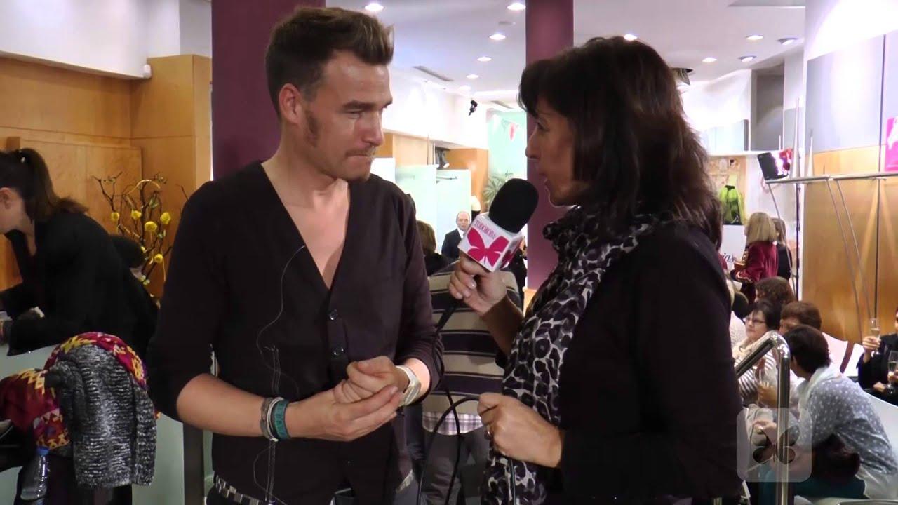 61f5e7119 Eva Novias. Desfile de Jordi Dalmau colección 2015 - YouTube