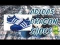 UNBOXING SHOES 2018 - ADIDAS DRAGON SHOES
