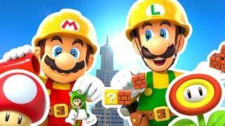 Super Mario Maker 2 - Full Game Complete Walkthrough