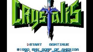 Crystalis (NES) Music - World Map