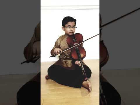 Keshav Gowri Manohari Violin CMM 2017