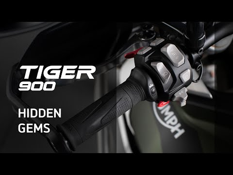 New Triumph Tiger 900 Features and Benefits - Hidden Gems