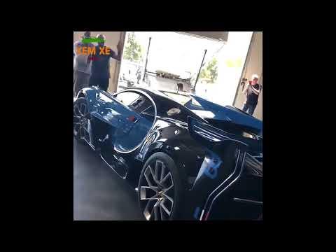 Ngắm siêu xe duy nhất trên thế giới của Bugatti - Xem Xe Channel