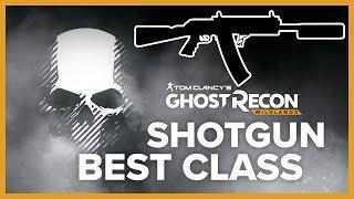 BEST SHOTGUN CLASS - Ghost Recon Wildlands