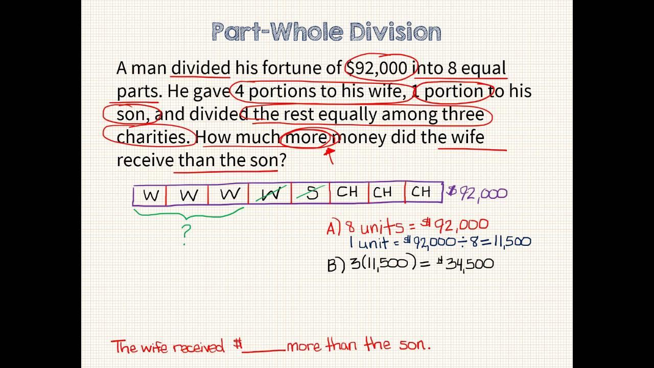 medium resolution of 4th Grade Word Problems (solutions