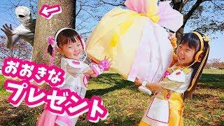 ミラちゅー からプレゼント❤ 大変!ネガティブジュエラーが現れた!アカリ&カノン に変身! アイドル×戦士 ミラクルちゅーんず! Idol x Warrior Miracle Tunes! おもちゃ thumbnail