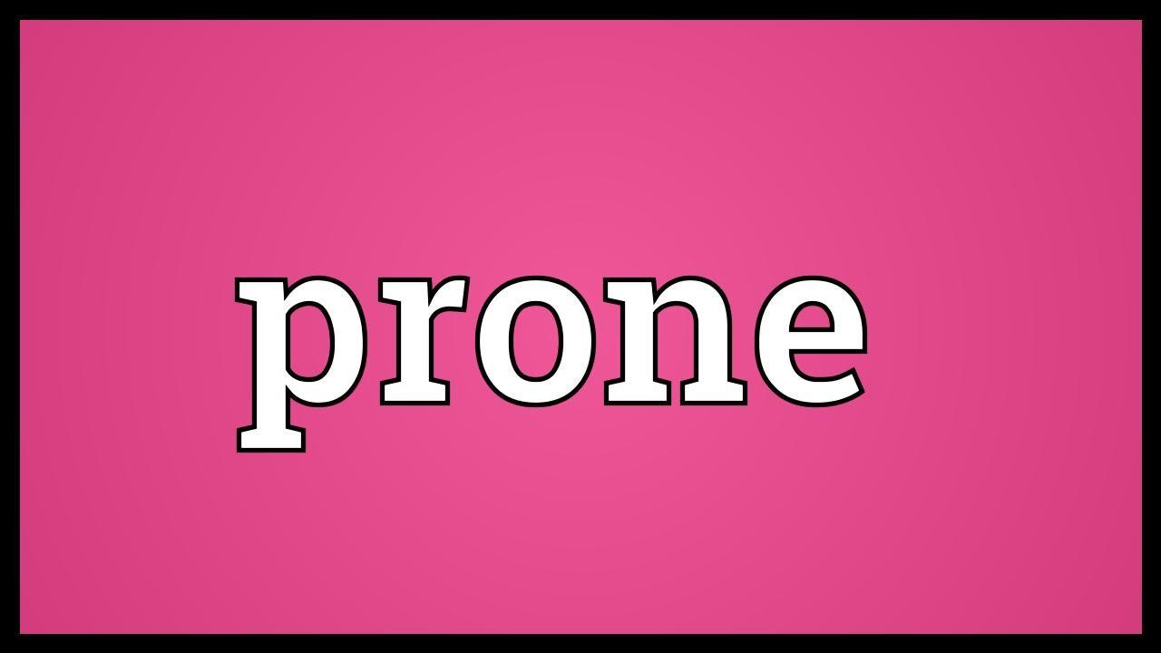 Free prone move
