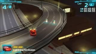 Cars 2 - Gameplay 1080p PSP - (PPSSPP)