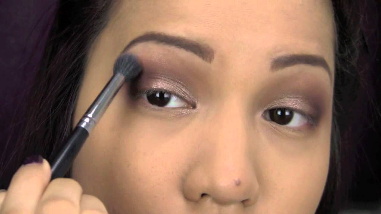 Tutorial affordable smokey brown eyes bad to the bronze youtube baditri Image collections