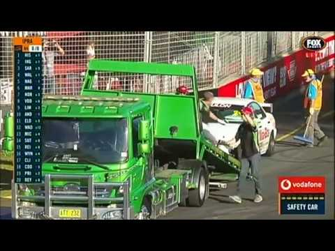 Improved Production Race 4 - Adelaide 500 2018