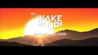Avicii Ft Aloe Blacc Wake Me Up Stu Infinity VIP Mix)