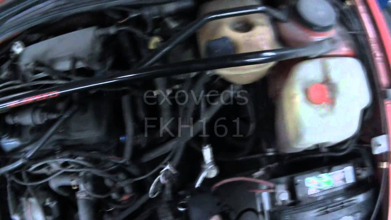 Vw A2  Clutch Cable Adjustment Checking  U0026 Adjusting