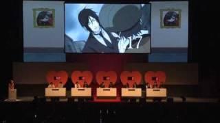 Kuroshitsuji Red Valentine seiyuu event: Yes, my Lord question
