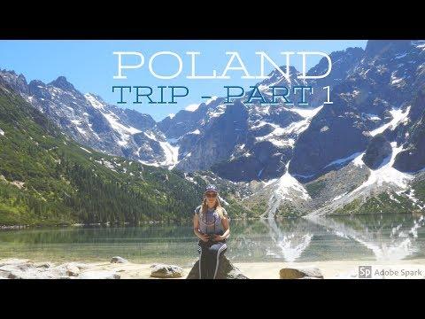 ♡ POLAND TRIP - PART 1 - ZAKOPANE REGION, MORSKIE OKO, DUNAJEC RIVER ♡