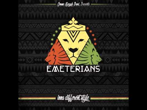 1 - Soul Rebel - (Bob Marley Version) - Emeterians inna Different Style