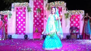 Akanksha's Bridal Dance Performance Solo - Shaalu Ki Shaadi | C0008 (Best Bride Solo Dance)