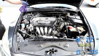 How to clean your engine bay by NutzAboutBolts