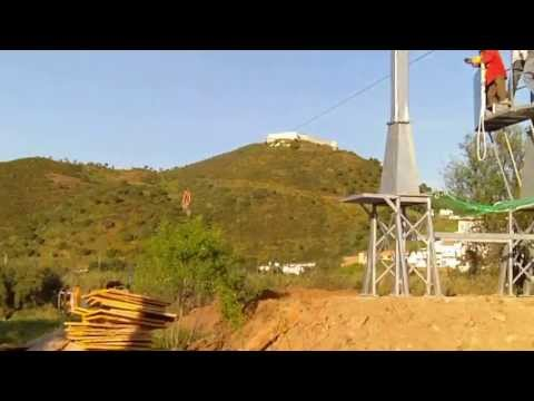 Travel From Spain To Portugal In Less Than A Minute With This Zany Zip-Line | HuffPost Life